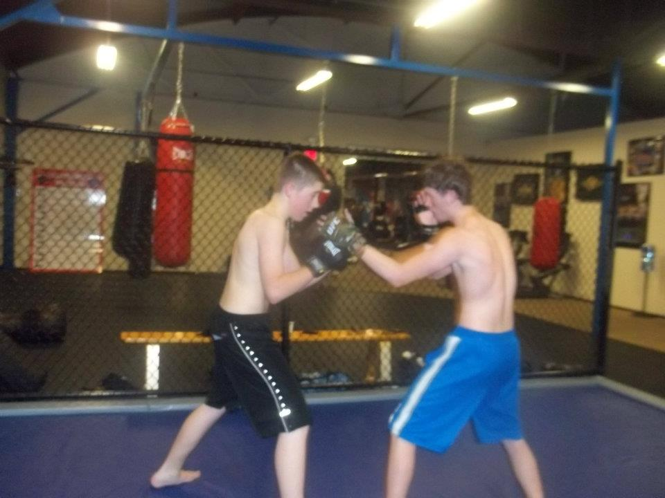 Bad Boys Boxing | Fitness Training in Lawton, OK | Boxing